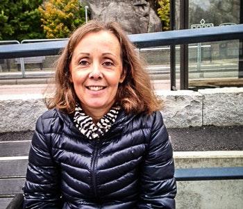 Receptionschefen för STF Göteborg City Hotell