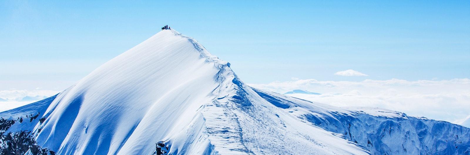 Sveriges högsta berg