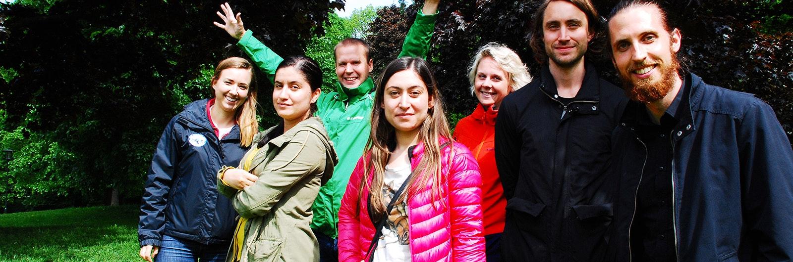 Sju ungdomsledare för STF Tillsammans på rad