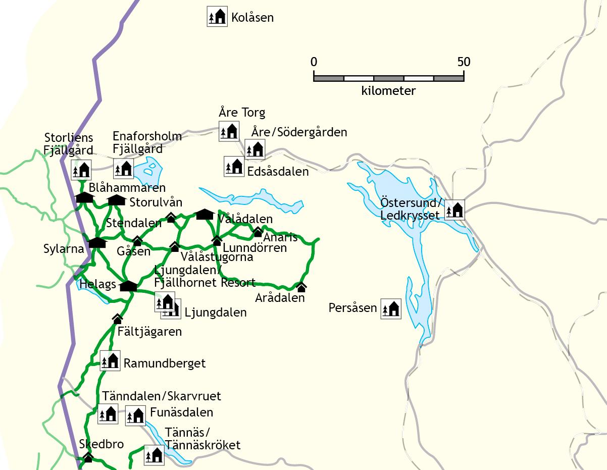 vandringskarta-jämtland-härjedalen