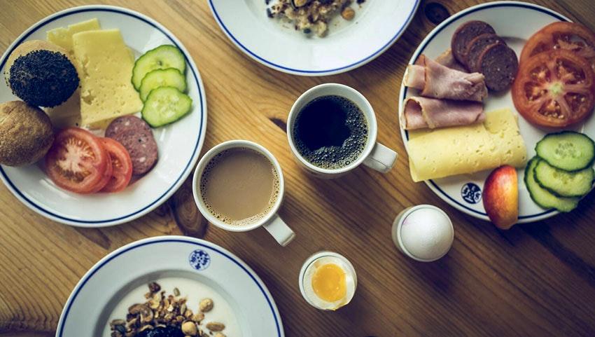 frukost stf grövelsjön