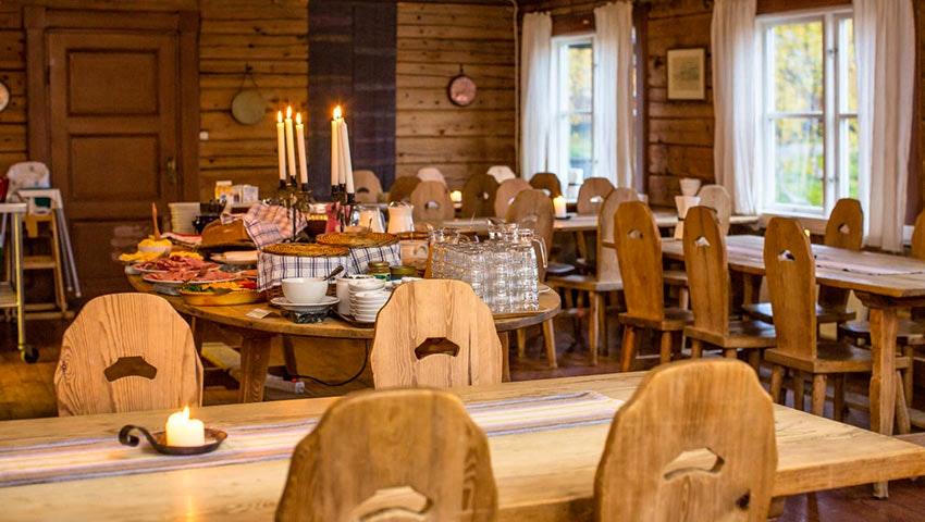 Restaurang Saltoluokta