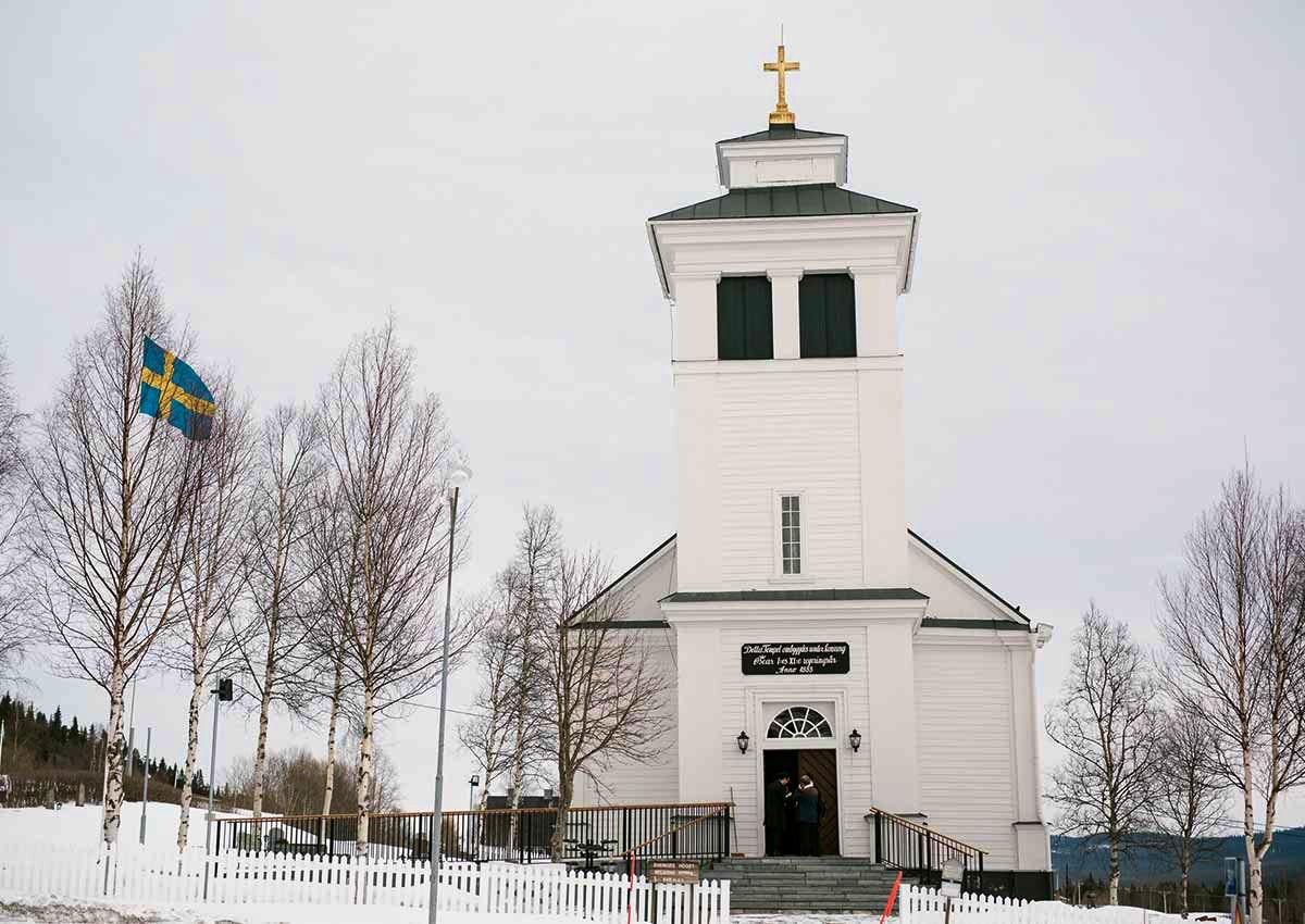 kyrkan vid STF Tännäskröket