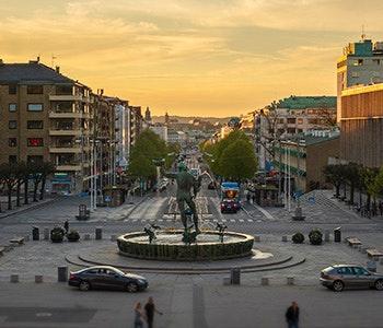 Göteborg, Götaplatsen