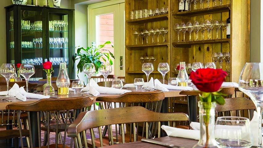 Restaurangen på Korrö