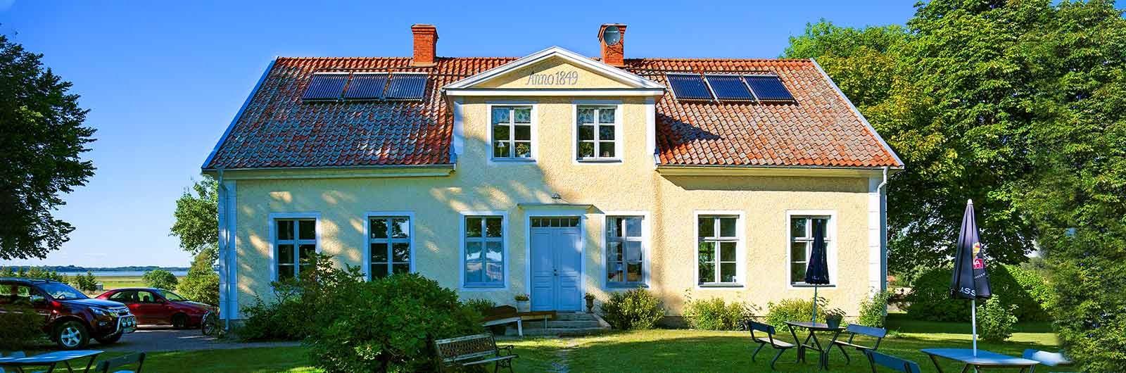 boendetyper gult hus