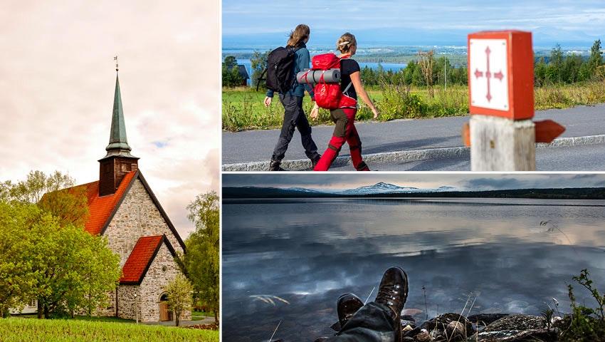 st-olavsleden-collage-vandrare