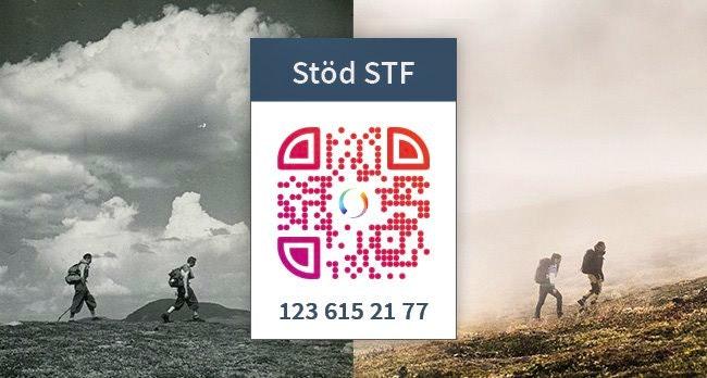Insamling för STF vid coronautbrottet