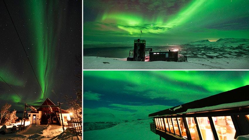 norrsken från stf aurora skystation